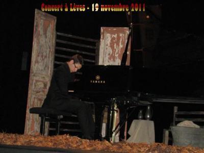 Concert à Lèves - 19 novembre 2011