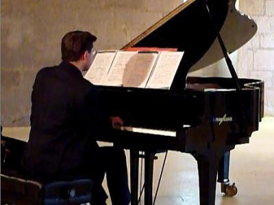 Concert à L'Abbaye du Montcel (Oise)